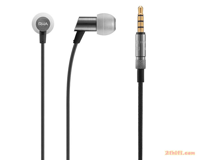 RHA全新入耳耳机RHA S500I