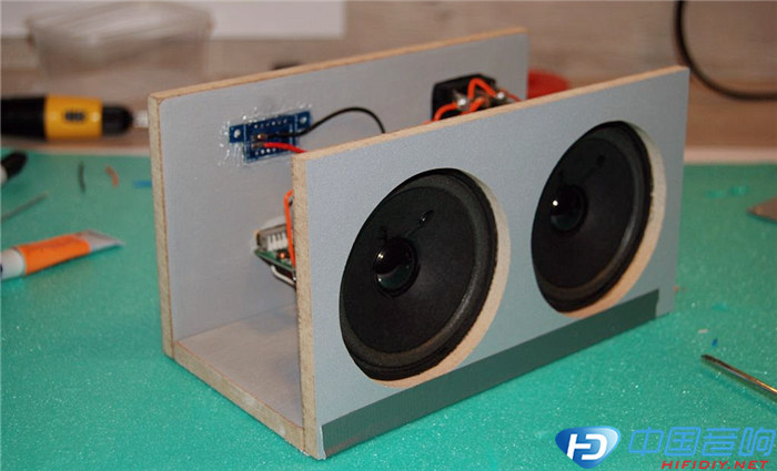 DIY音箱