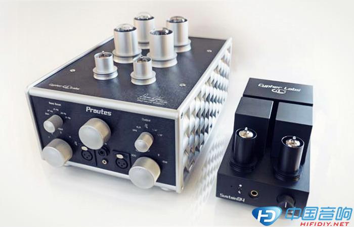 专为耳机放大器设计的sustain84单端电子管耳放,功率频段是适于最