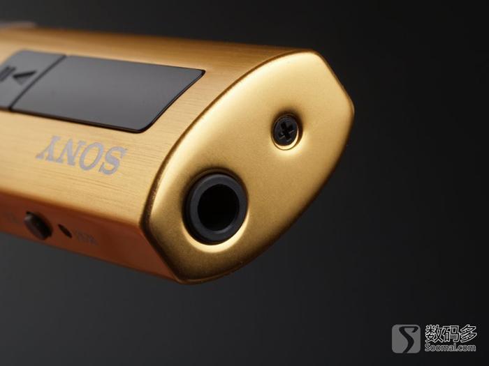 索尼NWZ-B183F Walkman便携式播放器拆解
