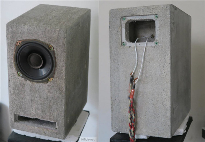 水泥迷宫音箱