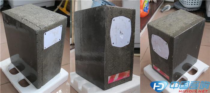 水泥箱箱体