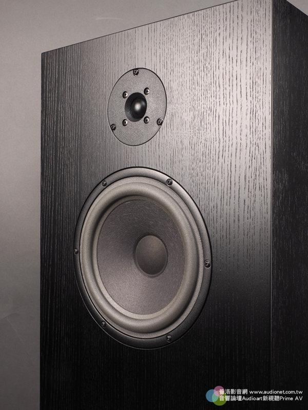 Audio Note AN-E/D音箱