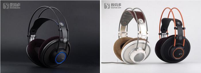 AKG K712 PRO头戴式耳机测评报告
