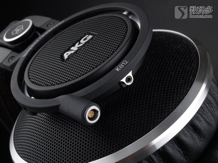 AKG K812头戴式耳机图赏