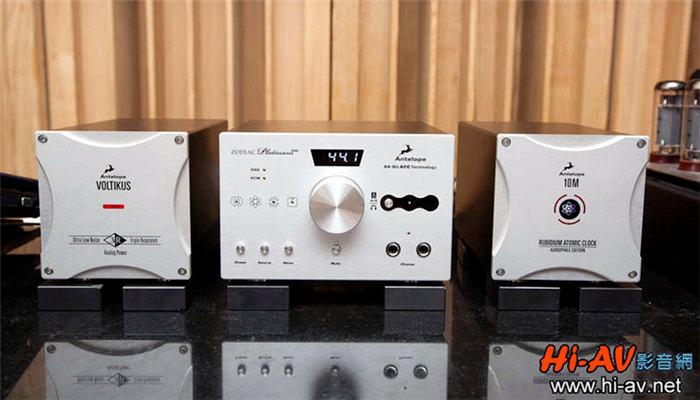antelope audio zodiac platinum DSD