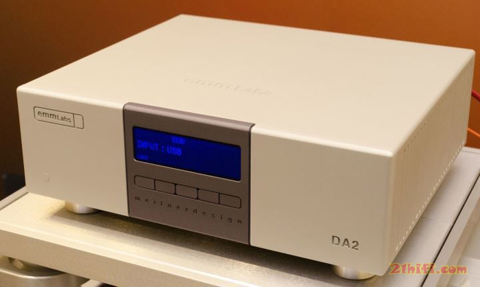 EMM Labs新一代旗舰DA2 DAC解码器