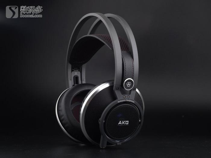 812 AKG K812头戴式耳机测评报告 蓝牙音箱