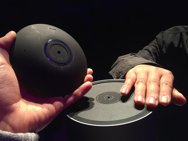 磁悬浮黑科技加持 mars音箱发布