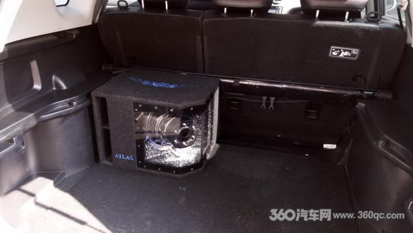 海芬尼原裝帶通箱上車試聽記