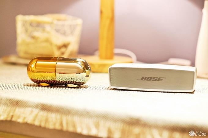 ELECOM LBT-SPPCPSL蓝牙胶囊音箱体验