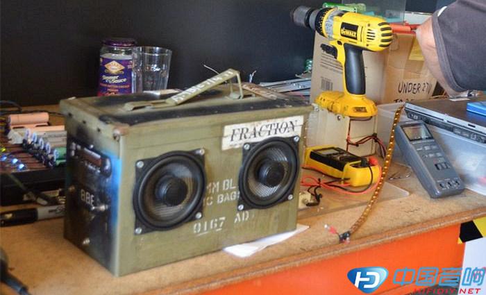 AMPLFY蓝牙音箱组件