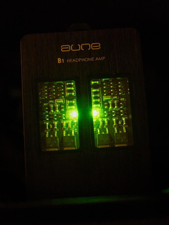 Aune B1:a surprisingly versatile headphone amp