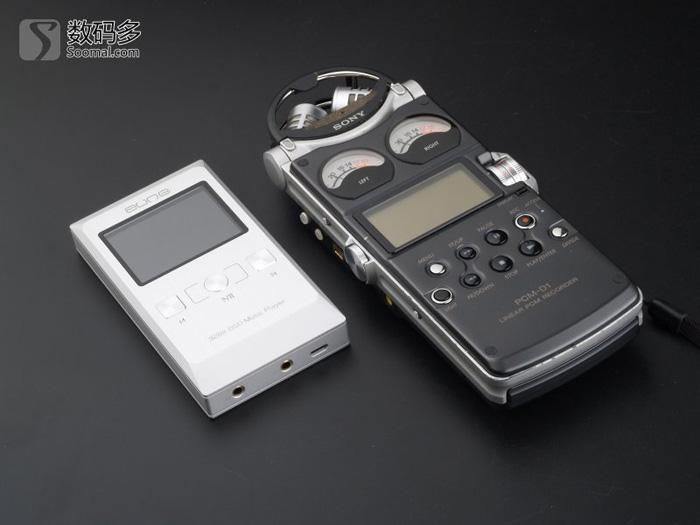 奥莱尔Aune M2便携式音频播放器拆解图集