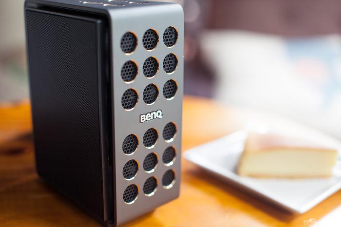 BenQ TreVolo静电薄膜蓝牙音箱体验