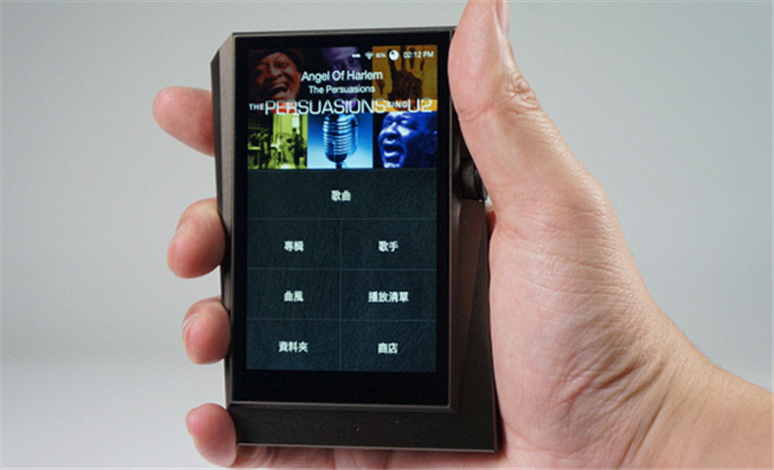 首先,左右声道各使用1颗akm ak4490数模转换芯片,pcm播放的取样率提升