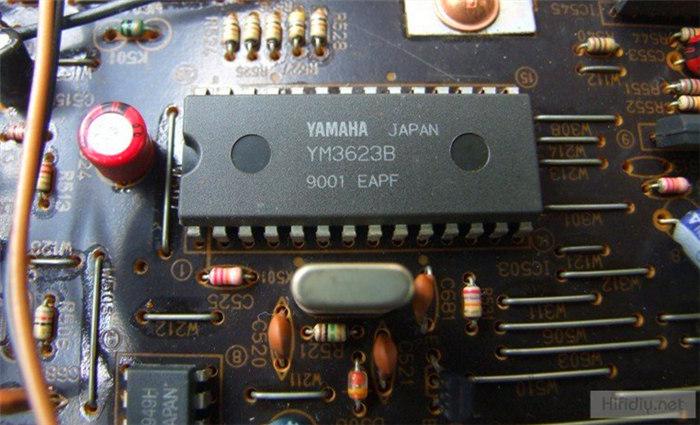 数字音频接口部分