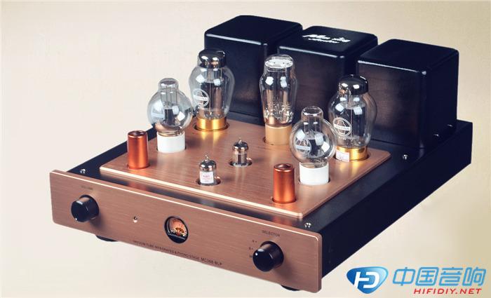 美星MC368-BLP合并式兼唱头放大器