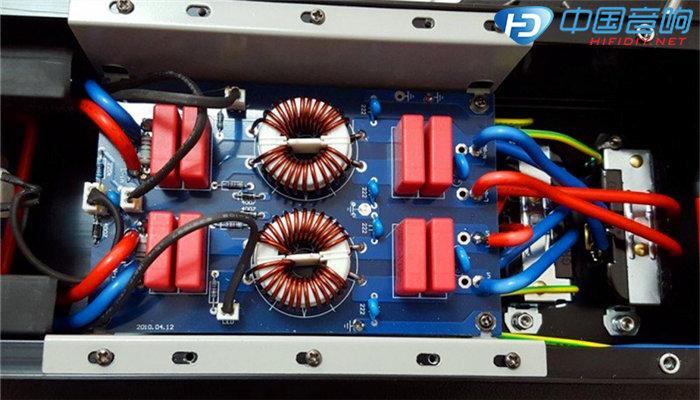 电源滤波器拆解