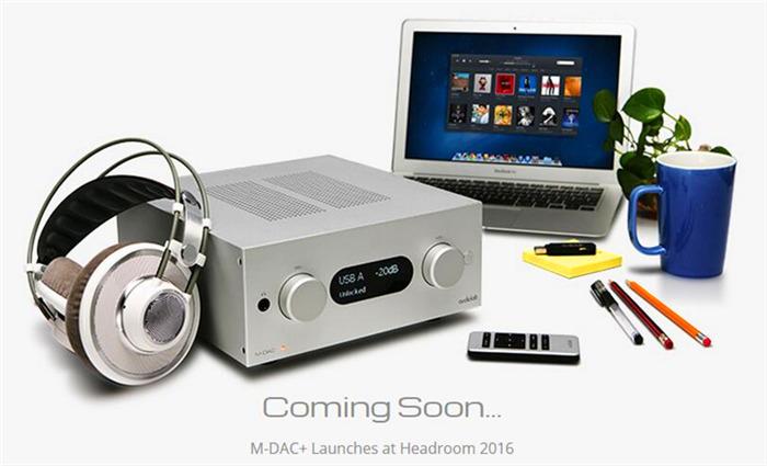 Audiolab M-DAC +