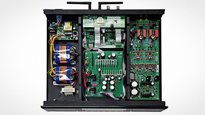 Cary Audio DAC-200TS内部结构