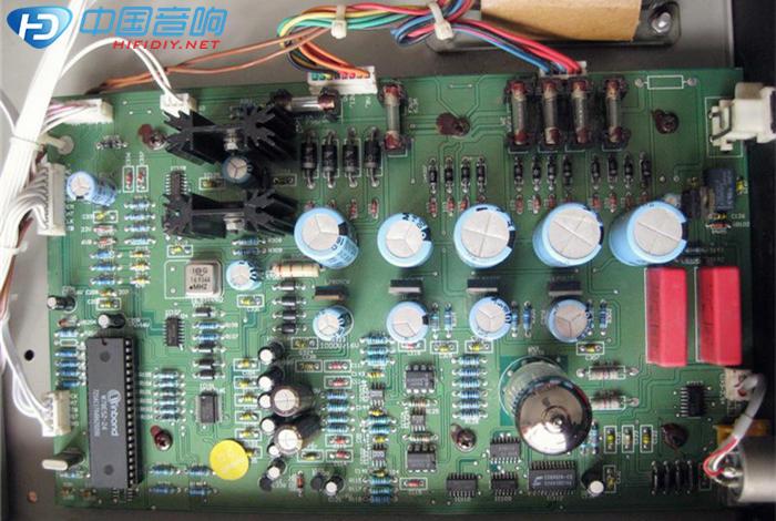 dvd机芯伺服实用电路