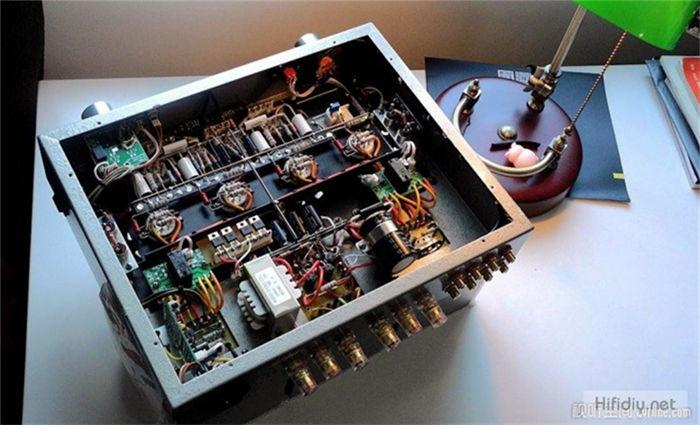 记一款kt88推挽放大器制作日志·下