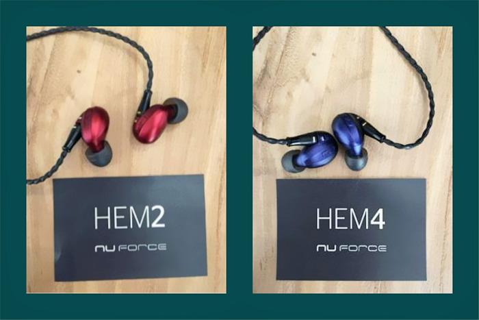 nuforce HEM系列耳机