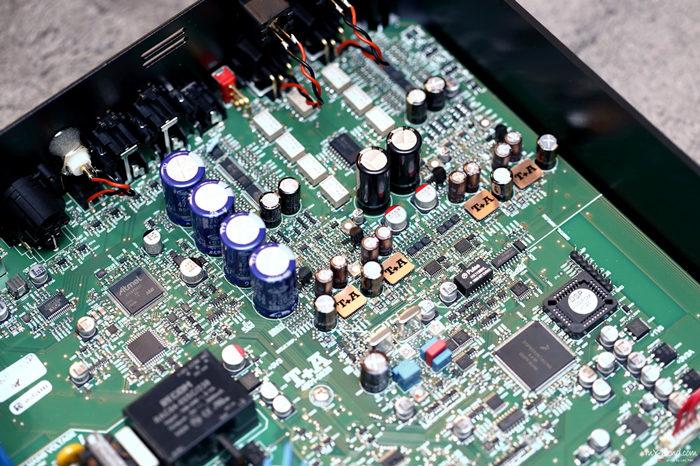 T+A DAC 8 DSD解码核心
