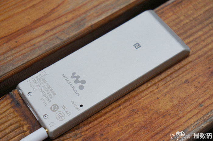 细品索尼walkman NW-A25HN音乐播放器