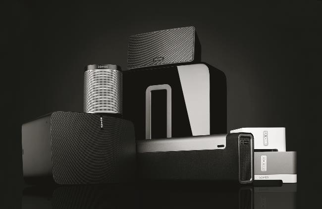 Sonos系列产品