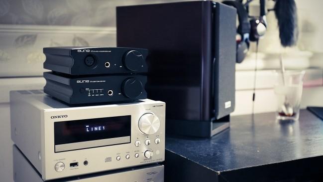 AUNE X7s+X1s桌面Hi-Res音频解码耳放套装听音谈