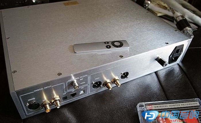 音韵非凡 威马FPGA架构双ES9018 DSD解码器赏析