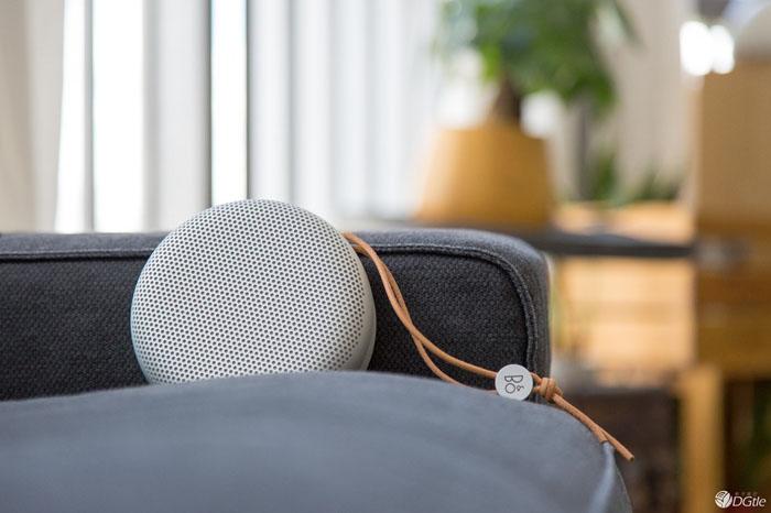 被当作艺术品设计的便携音箱 BeoPlay A1体验