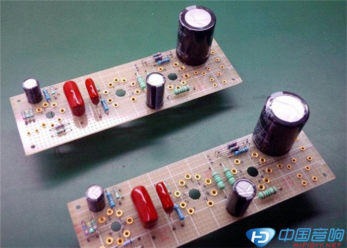 6ca7t推挽双声道电路图