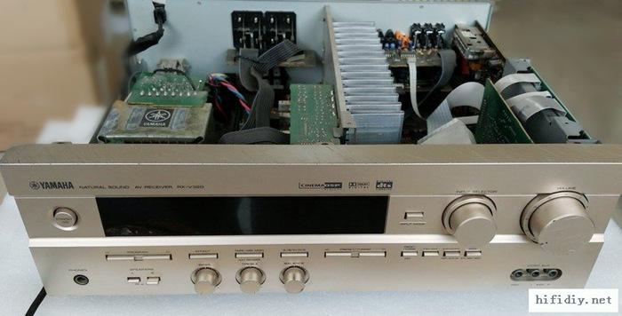 雅马哈RX-V320 AV功放