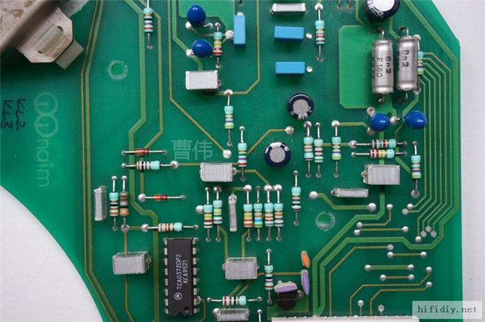 naim CD2 cd机拆解图