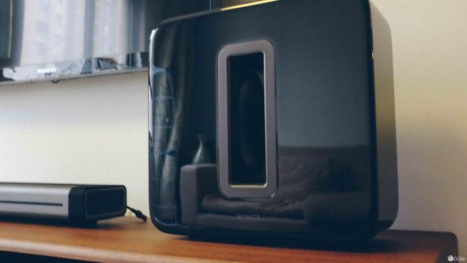 随时随地的客厅影院 Sonos 5.1体验