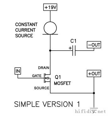 XAMP电路