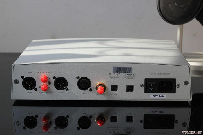 外精于形,乐韵其内——AUNE S6全平衡解码耳放一体机初品