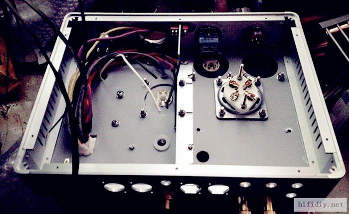audio note 300b分体单端制作记录