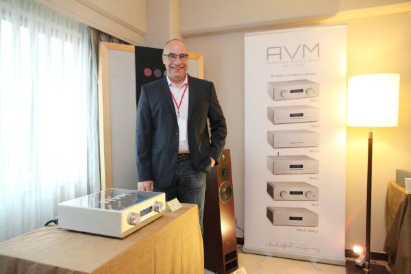 德国AVM总裁Udo Besser专访