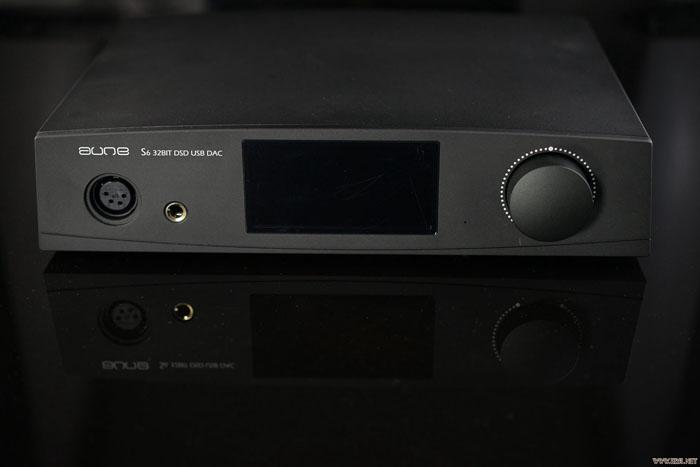 匠心之作 谈谈AUNE S6解码耳放一体机