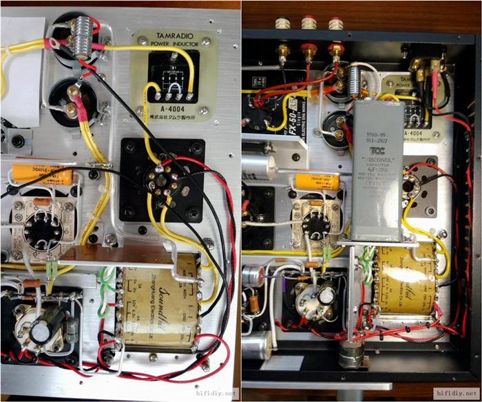 300B SE单端胆机DIY制作