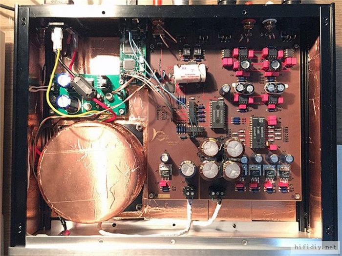 1541DAC解码器DIY