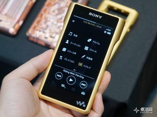 价值2万3的Walkman操作不流畅?索尼终于修复了这一问题