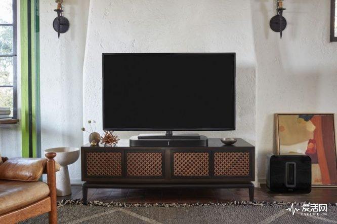 是電視底座更是音響 Sonos PLAYBASE現在要加入家庭影院套餐了