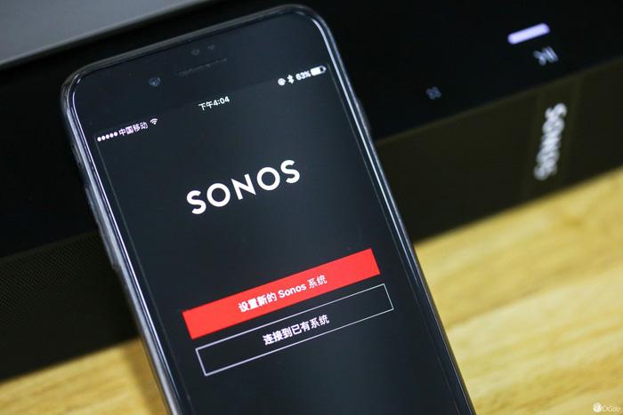 Sonos PLAYBASE音响体验:玩的是无线科技生活