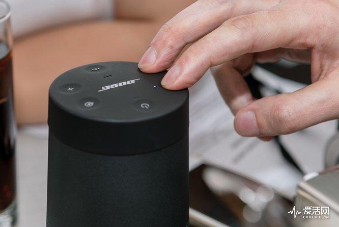 超越自己 BOSE SoundLink Revolve想成为新便携蓝牙音箱标杆