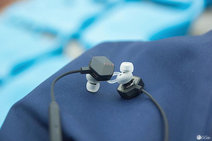 六角星项链耳机 FIIL Carat Lite运动蓝牙耳机体验